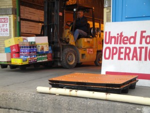 United Food Operation warehouse
