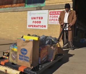 United Food Operation, Joe Davenport